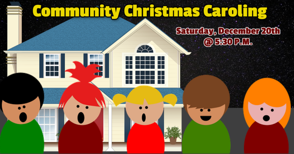 CABC Community Christmas Caroling