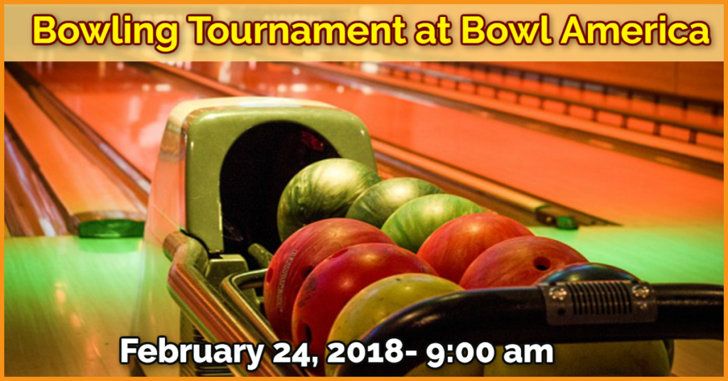 Bowling Tournament at Bowl America